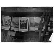 Tea Towels Poster