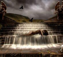 Falling into Despair by Cliff Vestergaard