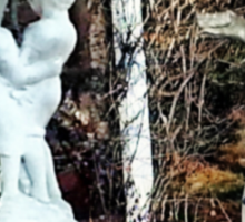 ~statuary~ Sticker