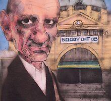 Paul Kelly by James Money