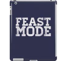 FEAST MODE  iPad Case/Skin