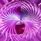 Spinning Purple by emmyjewel