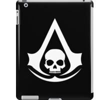 Raise the Black Flag iPad Case/Skin