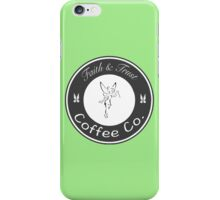Faith & Trust Coffee Co. iPhone Case/Skin