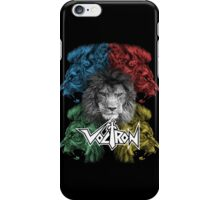 voltron iPhone Case/Skin