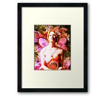 Feel of Spring Framed Print