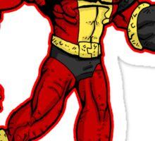 super villains: kronus... Sticker