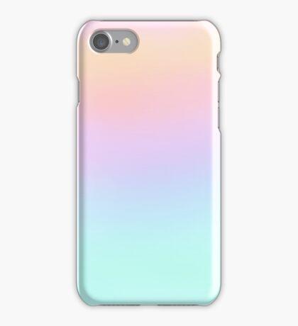 pastel iPhone Case/Skin