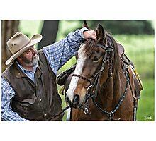PENINSULA HORSE RIDERS CLUB 01-06-2014 (RGB) BY YANNI 04 Photographic Print