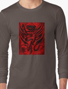 The Dragon Long Sleeve T-Shirt