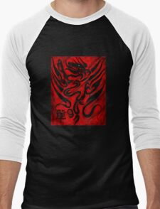The Dragon Men's Baseball ¾ T-Shirt