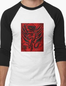 The Dragon Men's Baseball ¾ T-Shirt