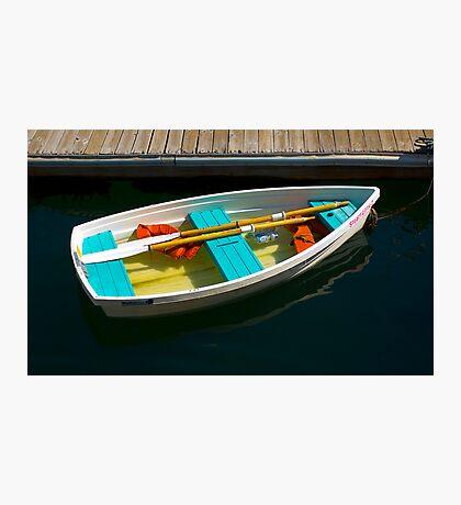 Boston Boat Photographic Print
