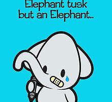 Farm Babies - No one needs tusks but Elephants by farmbabies