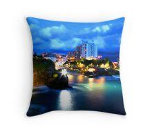 Biarritz Light Throw Pillow