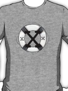 Nautical Straight Edge T-Shirt