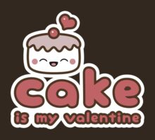 Cake is my Valentine by sugarhai