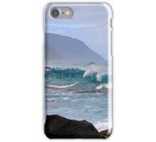Na Pali Coast in Kauai, Hawaii iPhone Case/Skin