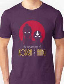 The Adventures of Korra & Aang T-Shirt