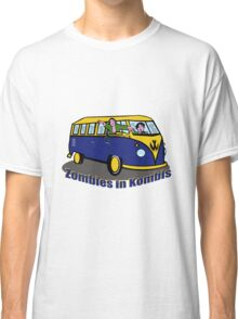 Zombies in Kombies Classic T-Shirt