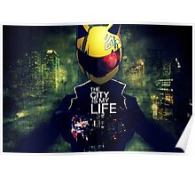 Celty Poster