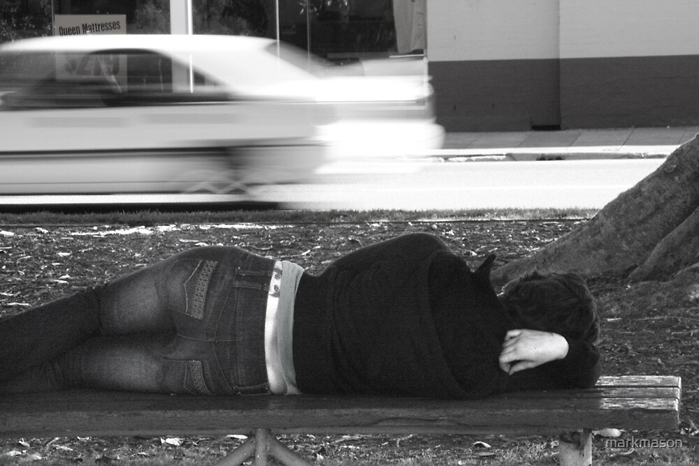 Homeless Youth 2 by markmason