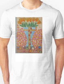 EIGHT BLEEDING TULIPS T-Shirt