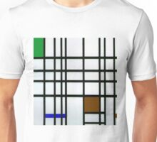 Composition in Sad Frog Unisex T-Shirt
