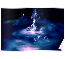 Liquid Cosmos Poster