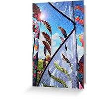Banners Greeting Card