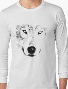 Wolf Eyes Long Sleeve T-Shirt