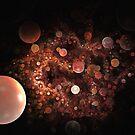 Celestial Cephalopods by Zero Dean