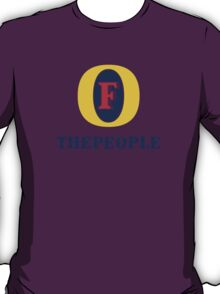 Foster the people. T-Shirt