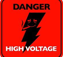 High Voltage by tshirtbaba