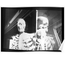 Pinhole Bones #3..... composite Poster
