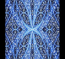 Abstract Snowflake iPhone / Samsung Galaxy Case by Tucoshoppe