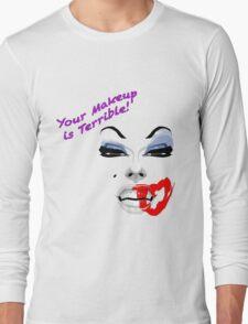 drag queen alaska Long Sleeve T-Shirt