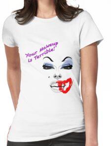 drag queen alaska Womens Fitted T-Shirt