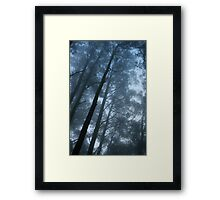 Saturday Fog Framed Print