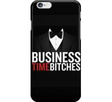 Business Time iPhone Case/Skin