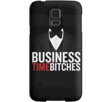 Business Time Samsung Galaxy Case/Skin