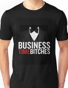 Business Time Unisex T-Shirt