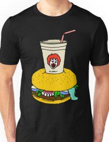 RONALD BURGER by RADIOBOY Unisex T-Shirt