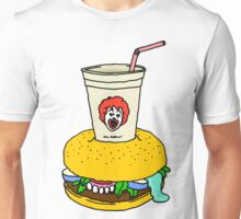 RONALD BURGER by RADIOBOY Unisex T-Shirt