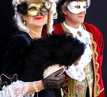 King and Lady by VeniceCarnival
