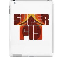 Syper fly iPad Case/Skin