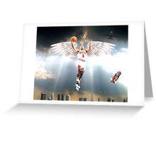 Derrick Rose Greeting Card