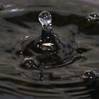 Water Drop by DavidWayne