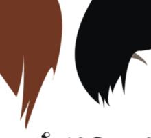 Dan & Phil | Phan gives me life Sticker