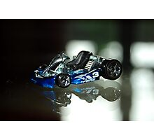 My Little Go Kart Photographic Print
